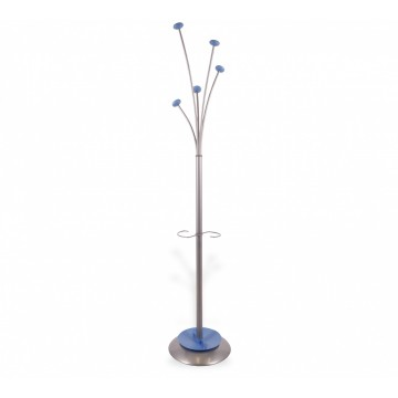 ALBA FESTY2 5 Peg Coat Stand with umbrella holder