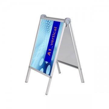 A Board A1 - Silver - Premium Design Latch and Go