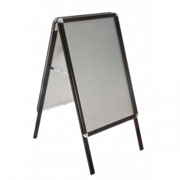 Colour A Board Black Frame