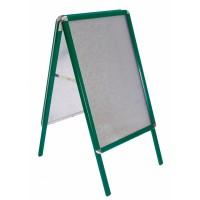 Colour A Board Blue Frame