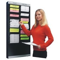 Document Control Panel ( 50 Slots ) Portrait Orientation