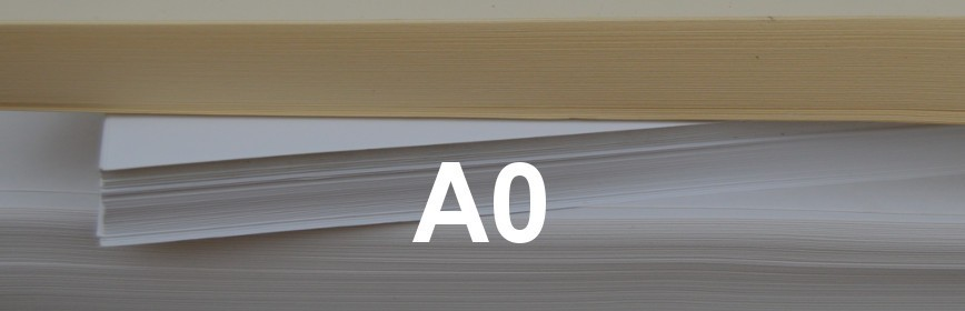 AO Paper Size